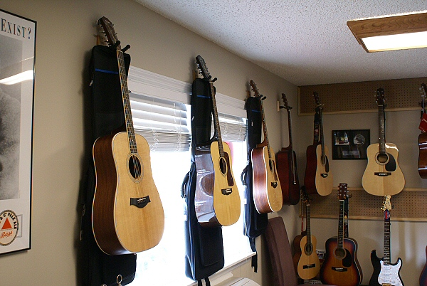 Used Guitars Mount Pleasant